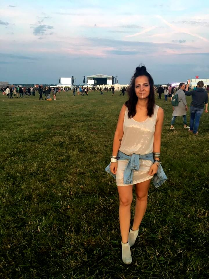 festiwalowy look styl moda festivalowa opener 2016 Karolina Cudak